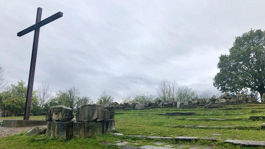 birkenkopf-stuttgart-west-rubble-hill-monte-Scherbelino-War-Memorial